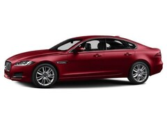 New 2018 Jaguar XF 25t Prestige Sedan in Cerritos, CA