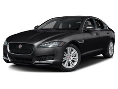 New 2018 Jaguar XF 20d Sedan near Boston