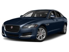2018 Jaguar XF 25t Sedan