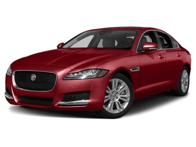 New 2018 Jaguar XF 25t Premium Sedan For Sale Near Boston Massachusetts