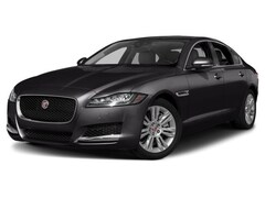 New 2018 Jaguar XF 25t Premium Sedan near Boston