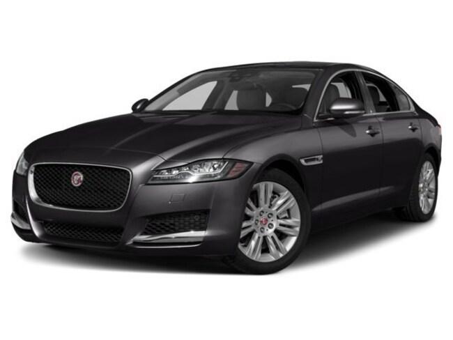 New 2018 Jaguar XF Premium Sedan For Sale Near Boston Massachusetts