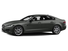 2018 Jaguar XF Prestige Sedan