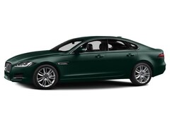 2018 Jaguar XF Sedan 25t Prestige AWD