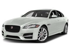 2018 Jaguar XF 25t R-Sport Sedan