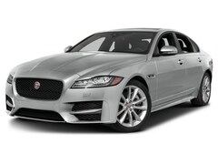 2018 Jaguar XF Sedan 25t R-Sport AWD