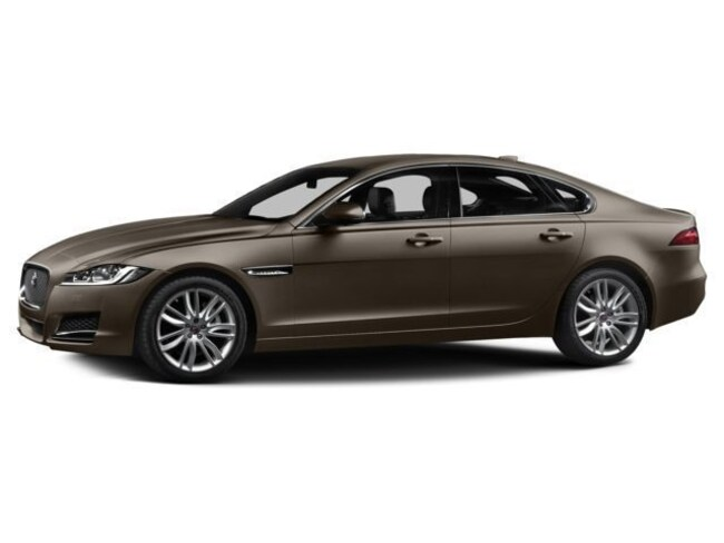 New 2018 Jaguar XF AWD 35t Prestige Sedan in Exeter, NH