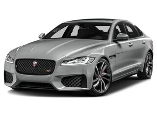 2018 Jaguar XF S Sedan