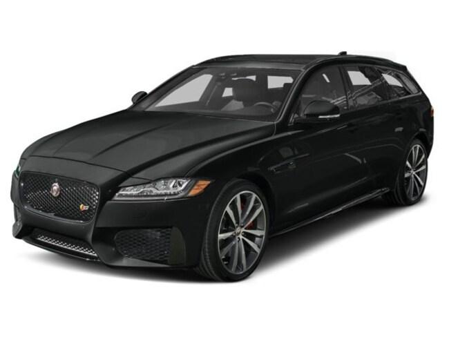 2018 Jaguar XF S First Edition Sportbrake