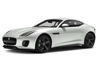 New 2018 Jaguar F-TYPE 340HP Coupe JCK50837 Cerritos, CA