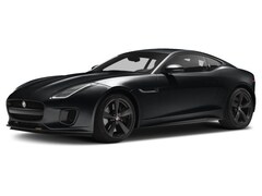 2018 Jaguar F-TYPE 340HP Coupe JCK49420