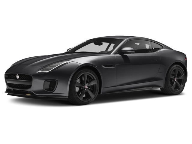 2018 Jaguar F-TYPE R Dynamic Coupe