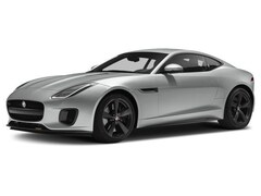 New 2018 Jaguar F-TYPE 400 Sport Coupe near Boston