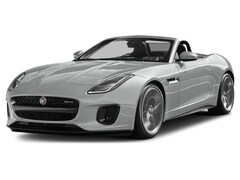 New 2018 Jaguar F-TYPE 340HP Convertible Near Boston MA