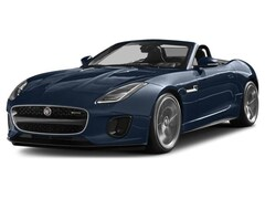 2018 Jaguar F-TYPE 340HP Convertible