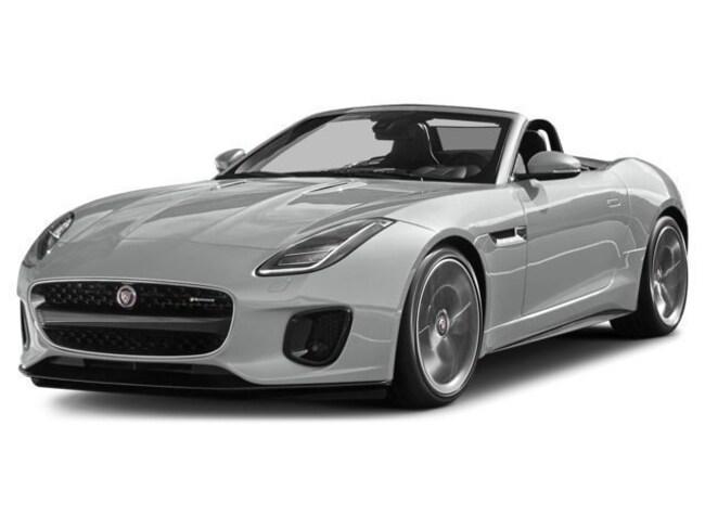 2018 Jaguar F-TYPE Convertible Auto 400 Sport Convertible