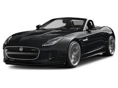 2018 Jaguar F-TYPE Sport Convertible