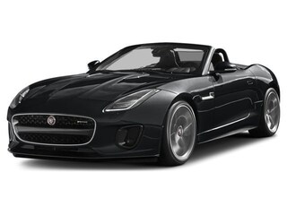 2018 Jaguar F-TYPE 400 Sport Convertible