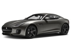 2018 Jaguar F-TYPE 380HP Coupe