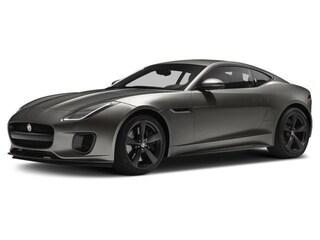 New 2018 Jaguar F-TYPE 380HP Coupe Sudbury MA