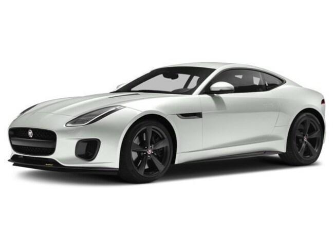 2018 Jaguar F-TYPE R Dynamic Coupe