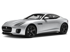 New 2018 Jaguar F-TYPE R-Dynamic Coupe in Madison, NJ
