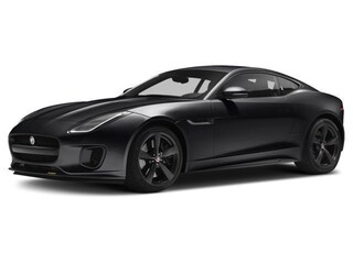 New 2018 Jaguar F-TYPE R-Dynamic Coupe Sudbury MA