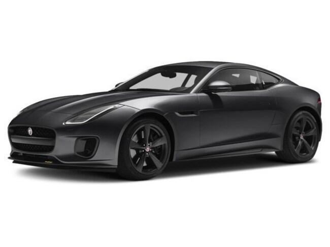 2018 Jaguar F-TYPE R-Dynamic Coupe