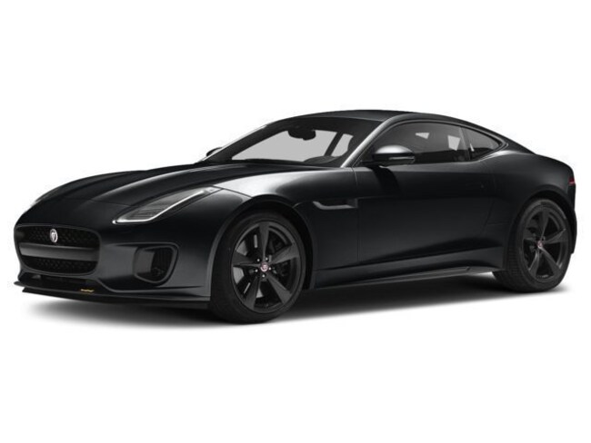 2018 Jaguar F-TYPE Sport Coupe