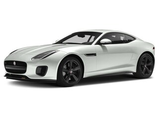 2018 Jaguar F-TYPE R Coupe