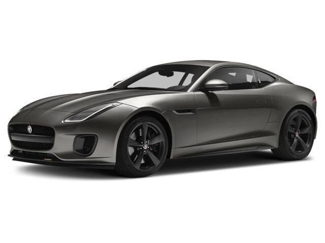 New 2018 Jaguar F TYPE R Coupe For Sale Near Boston Massachusetts