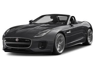 New 2018 Jaguar F-TYPE 380HP Convertible Sudbury MA