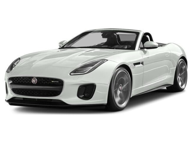 2018 Jaguar F-TYPE R-Dynamic Convertible