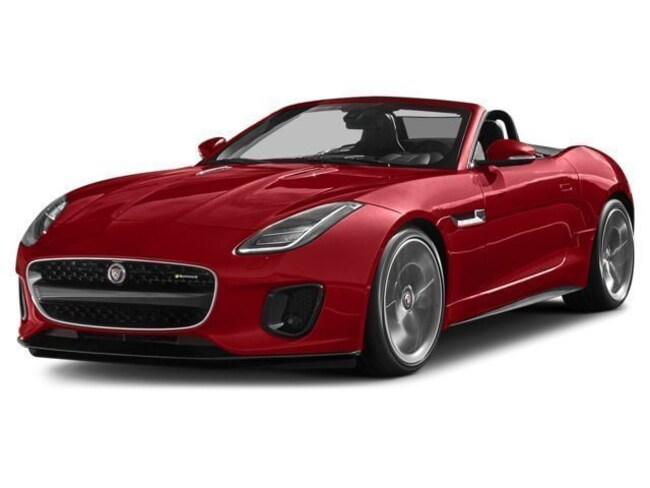 New 2018 Jaguar F-TYPE R-Dynamic Convertible in Tulsa, OK