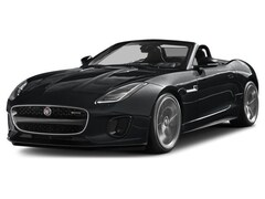 2018 Jaguar F-TYPE Auto 400 Sport AWD Convertible