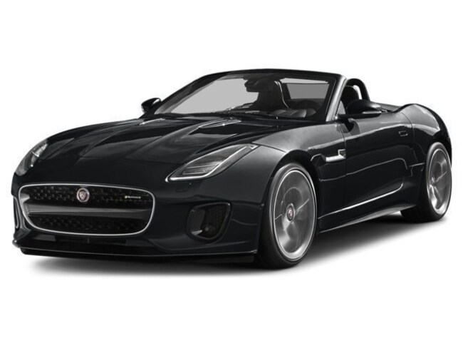 2018 Jaguar F-TYPE 400 Sport Convertible