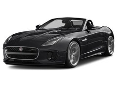 2018 Jaguar F-TYPE R Convertible