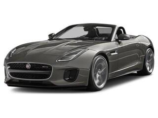 2018 Jaguar F-TYPE R Convertible