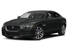 2018 Jaguar XE 20d Prestige Sedan