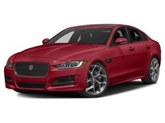 2018 Jaguar XE 20d R-Sport Sedan