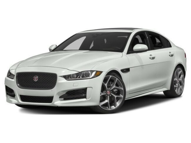 2018 Jaguar XE 30t R-Sport Sedan
