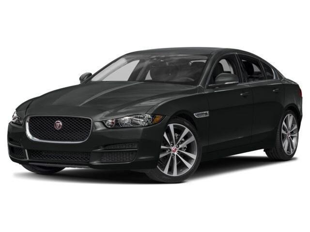 2018 Jaguar XE 20d Sedan