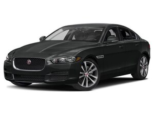 2018 Jaguar XE 20d Sedan