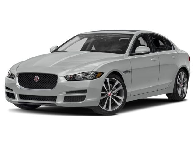 2018 Jaguar XE Sedan
