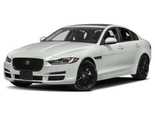 2018 Jaguar XE 25t Premium 25t Premium AWD