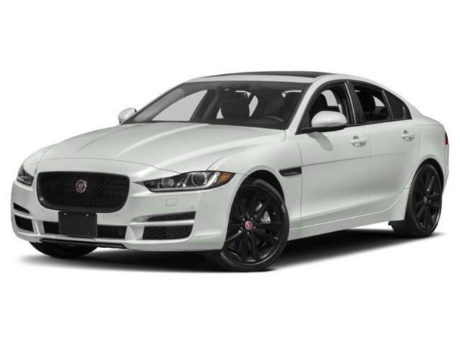New 2018 Jaguar XE Premium Sedan in Thousand Oaks, CA