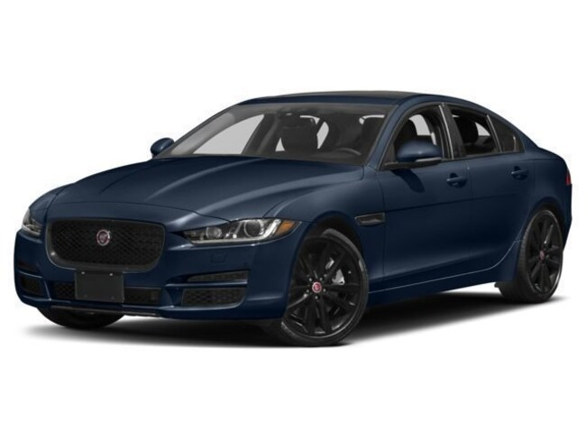 2018 Jaguar XE 25t Premium AWD