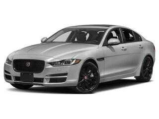 New 2018 Jaguar XE Prestige Sedan Sudbury MA
