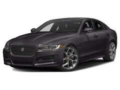 2018 Jaguar XE 25t R-Sport Sedan