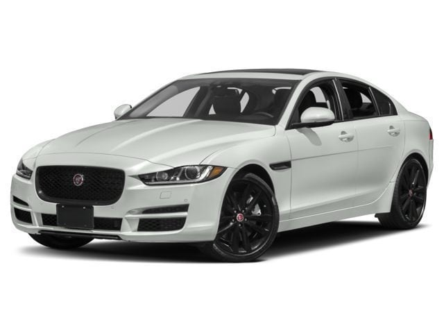 2018 Jaguar XE 35t Premium Sedan